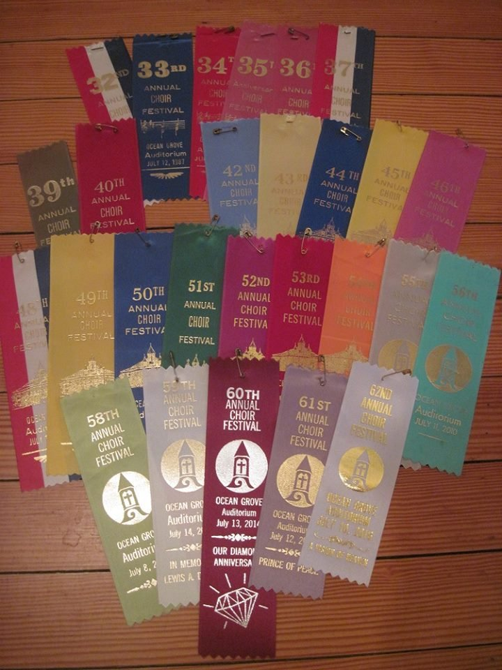 Festival Ribbon collection